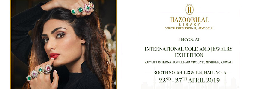 International Gold and Jewellery Exhibition 2019